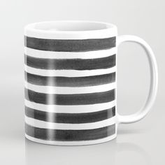 Available in 11 and 15 ounce sizes, our premium ceramic coffee mugs feature wrap-around art and large handles for easy gripping. Dishwasher and microwave safe, these cool coffee mugs will be your new favorite way to consume hot or cold beverages. Cold Drinks, Beverages, Microwave, Dishwasher, Coffee Mugs, Stripes, Ceramics, Cool Stuff, Tableware