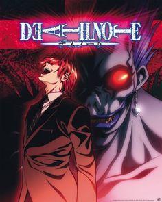 Poster affiche Death Note La victoire de Light