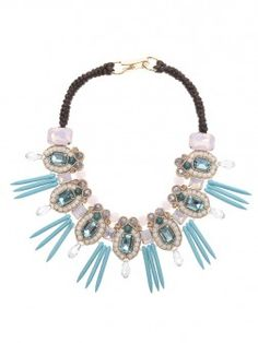 Tribal Healings Statement Necklace