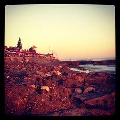 Sunset on Echo Beach Bali