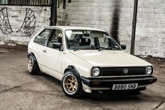 My Polo taken at Peat Works, Goole.: