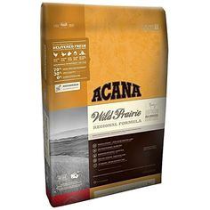 We've all heard about grain free dog food, but is grain bad for dogs? Learn if grain free dog food is better for your dog, or if an alternative is better. Large Breed Dog Food, Dry Dog Food, Pet Food, Acana Dog Food, Top Dog Food Brands, Top Dog Foods, Dog Food Comparison Chart, Dog Food Reviews, Cheap Dog Food