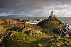 Llanddwyn Island, Wales