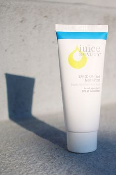 Juice Beauty SPF 30 Oil-Free Moisturizer.