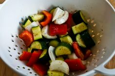 Kalyn's Kitchen®: Recipe for World's Easiest Grilled Vegetables (How to Cook Vegetables on the Grill)