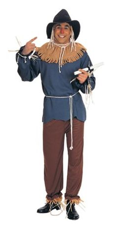 Wizard Of Oz Scarecrow Adult Costume, Blue, Standard Rubie's Costume Co, http://www.amazon.com/dp/B00004U3LF/ref=cm_sw_r_pi_dp_iQDosb1Q4NZ31NYT