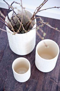 Die große #LoveSong Vase- nordisch schön und voll Liebe    Hier im #KONTOR1710