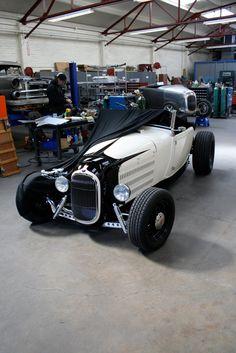 Steve Moal car