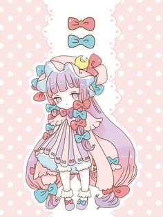 ♔ Kawaii Girl