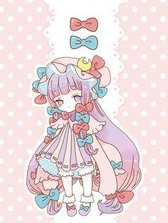 ♔ Kawaii Girl