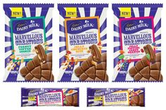 Marvellous Creations Brand Extended by Dairy Milk, Raomarketing