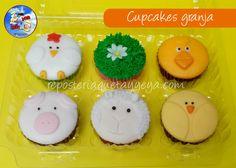 Granja cupcakes - Cupcakes farm