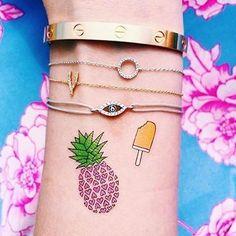 My worst enemy #pineapple again and again  credit @shopdirty  #tattoo #pineappletattoo #tattooed #ink #inked #inklife #inkaddict  #tattoosofintagram #instatattoo #tattoolove #inkedandproud #inkart #tattooart #tattoolife #tattoolove #tattoopassion #tattooinspiration #tattocommunity #tattoolover  #tattooedcommunity #supportgoodtattoo #supportgoodtattooartist #skinart #bodyart #bodymodification #tattooblogger #lamoglietatuata #thetattooedwife