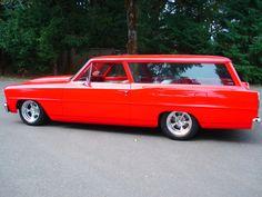 66 Nova Wagon