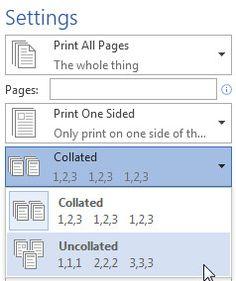 Jasa Pengetikan Online Microsoft Office,Excel,Word,Print & Scan Autocad: Mengatur urutan pencetakan dokumen di Microsoft Word