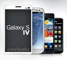 LEAK: Is This What Samsung's Galaxy S4 Will Look Like?