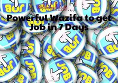 powerful-wazifa-to-get-job-in-7 days-#yaALLAHpictures