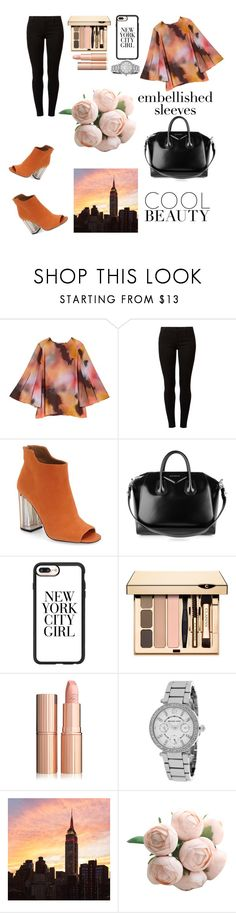"""Orange World"" by raaaluucaaa ❤ liked on Polyvore featuring Melissa McCarthy Seven7, Dorothy Perkins, Calvin Klein, Givenchy, Casetify, Michael Kors and plus size clothing"