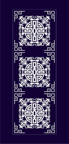 Sinicism Chinese Design, Asian Design, Chinese Style, Motif Oriental, Oriental Design, 3d Templates, Style Chinois, Chinese Element, Chinese Patterns