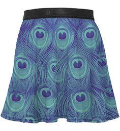 Peacock circle skirt for kids, Mr. GUGU & Miss GO Kids Line, Skirts For Kids, Our Kids, Peacock, Dress Skirt, Dresses, Women, Formal Skirt, Vestidos
