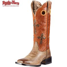 #Ariat Ladies Ranchero 10011899 [10011899] - $209.99 : #Boots: Top Notch Boots at Rock Bottom Prices, We Price Match