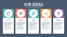 PowerNote PowerPoint Presentation by Humble Pixels on Creative Market