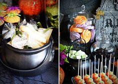 Halloween Party Ideas cake pops