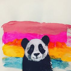 Pandapops by Lizzie Reakes