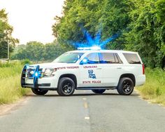 Louisiana State Police Chevy Tahoe                                                                                                                                                                                 Mais