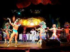 #Cuba #Varadero: Hotel Internacional Entertainment at #Cabaret Continental - YouTube video