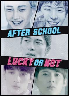 After School: Lucky or Not - Season 2 - Life is challenging -- and a bit surreal -- for a close-knit group of high school students who fill each day with outlandish yet empowering missions.