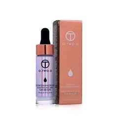Metallic Highlighter Liquid Make Up Cosmetic Concealer Shiny Glow Shading Long Lasting