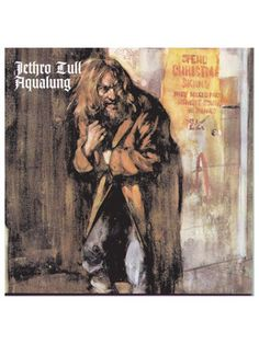 Jethro Tull - Aqualung LP - 1971 - Reprise MS 2035 - Vintage Vinyl LP Record Album by rockcityrecords on Etsy Greatest Album Covers, Rock Album Covers, Classic Album Covers, Music Album Covers, Music Albums, Progressive Rock, Blues Rock, Lps, Cover Art