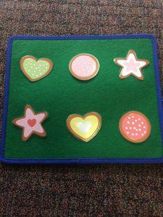 Mallory Tells Stories: Down Around the Corner (cookies)