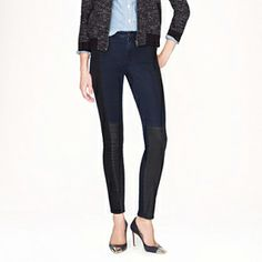 Work It, Wear It: A Better Butt for Coated Denim: Fitness: Self.com : With the look of leather but the fit of your favorite skinnies, coated denim is so in. If you're ready to try a pair, do these five moves to get a butt that looks great in them. #SELFmagazine