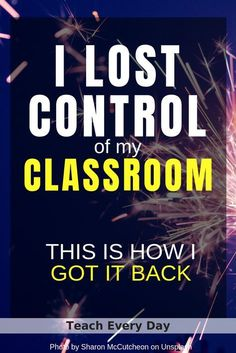 Points for Classroom Management in High School? This year I had a particularity challenging class. After just the first week of school I was desperate for a solution. All of my usual classroom management methods and relationship building was just not wo Classroom Discipline, Classroom Management Strategies, Classroom Rules, Classroom Control, Classroom Organization, Classroom Ideas, Classroom Design, Science Classroom, Future Classroom