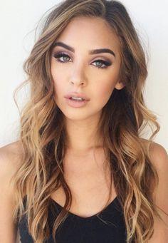 """the kind of """"no makeup"""" makeup"""