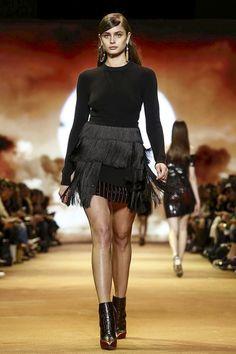 Mugler Ready To Wear Fall Winter 2016 Paris