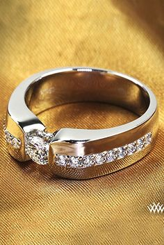 men engagement and wedding rings 1