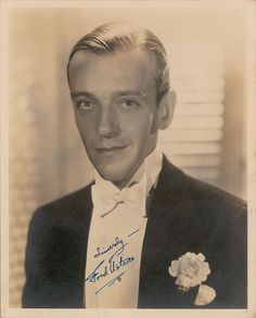Fred Astaire in The Gay Divorcee, 1934 Hollywood Icons, Hollywood Glamour, Classic Hollywood, Old Hollywood, A Fine Romance, Real Movies, Fred And Ginger, Dancing King, Classic Movie Stars