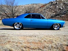 Sweet '66 Chevelle!