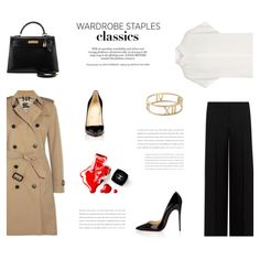 WARDROBE STAPLES by canvas-moods