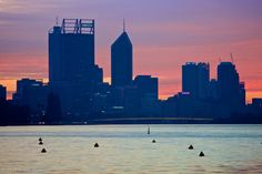 Perth early morning 22/08/2014