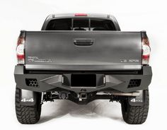 Fab Fours - Fab Fours Vengeance Rear Bumper Toyota Tacoma - Today Pin Toyota Hilux, Toyota 4x4, Toyota Trucks, Toyota Tundra, Toyota Tacoma, Tacoma Accessories, Truck Accessories, Tacoma 2012, Tacoma Parts