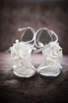 types de chaussures de mariées #mariage #wedding #shoes