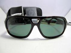 7a89ea15768 Valuable Chrome Hearts Boink Dark Tortoise Sunglasses New