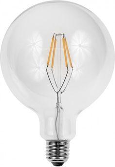 Filament Led lampen helder