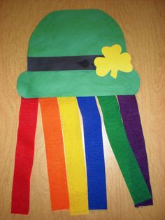march craft ideas for kids this leprechaun hat craft is and easy to do with your 6901