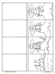 Logische volgorde zandkasteel voor kleuters, free printable / SEQUÊNCIAS PARA ATIVIDADES DE REDAÇÃO