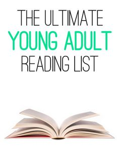 23 Books For Your Perfect Young Adult Summer Reading List